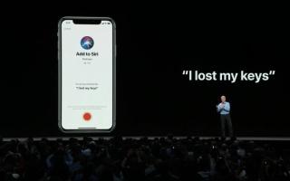 الصورة: تعرّف إلى ميزات نظام تشغيل IOS 12 الجديد لهواتف «آيفون»