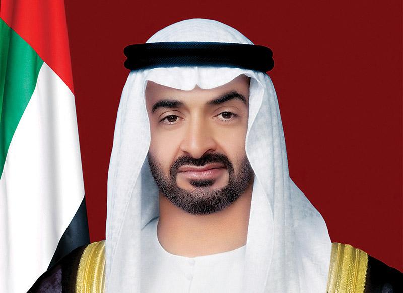محمد بن زايد يتلقى اتصالاً هاتفياً من خادم الحرمين الشريفين