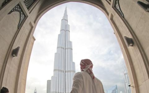 الصورة: دبي المشرقة