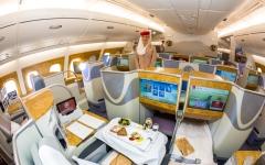 الصورة: «طيران الإمارات»..  تحلق إلى قمم جديدة