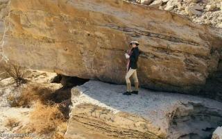الصورة: مصر.. اكتشاف موقع أثري عمره 6 آلاف عام