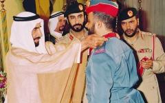 الصورة: وسام الإمارات لأبطال قواتنا