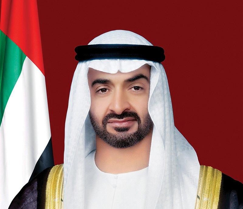محمد بن زايد يهنئ رئيس الدولة ونائبه وحكام الإمارات بعيد الفطر