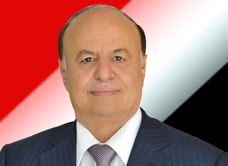 الرئيس اليمني: واثقون من تحرير الحديدة بدعم أشقائنا