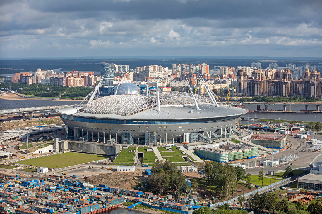 "ملعب ""سان بطرسبورغ"""