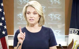 الصورة: نويرت: روسيا وسوريا تسعيان لإخفاء الحقائق