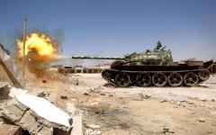 الصورة: مصادر: مخابرات «الحمدين» دعمت ميليشيا لمواجهة الجيش الليبي