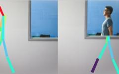 الصورة: الذكاء الاصطناعي يتيح الرؤية من خلال الجدران