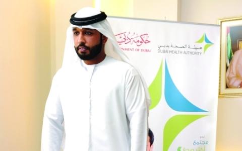 الصورة: «صحة دبي» تزوّد مواطناً بطرفين صناعيين بالطباعة ثلاثية الأبعاد