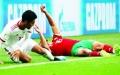 الصورة: امرابط يغيب في مباراة البرتغال