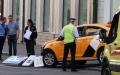 الصورة: شاهد.. حادث الدهس المروع في موسكو