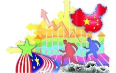 الصورة: إدارة مخاطر الصين العالمية