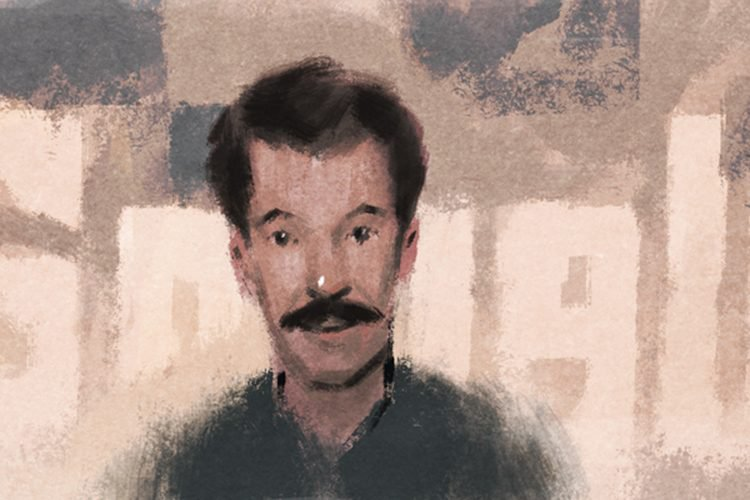 «غوغل» يحتفي بذكرى ميلاد الفنان الجزائري إيسياخم