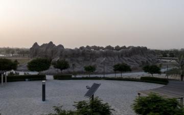 الصورة: «الحديقة القرآنية» في دبي.. جنة التأملات الإسلامية