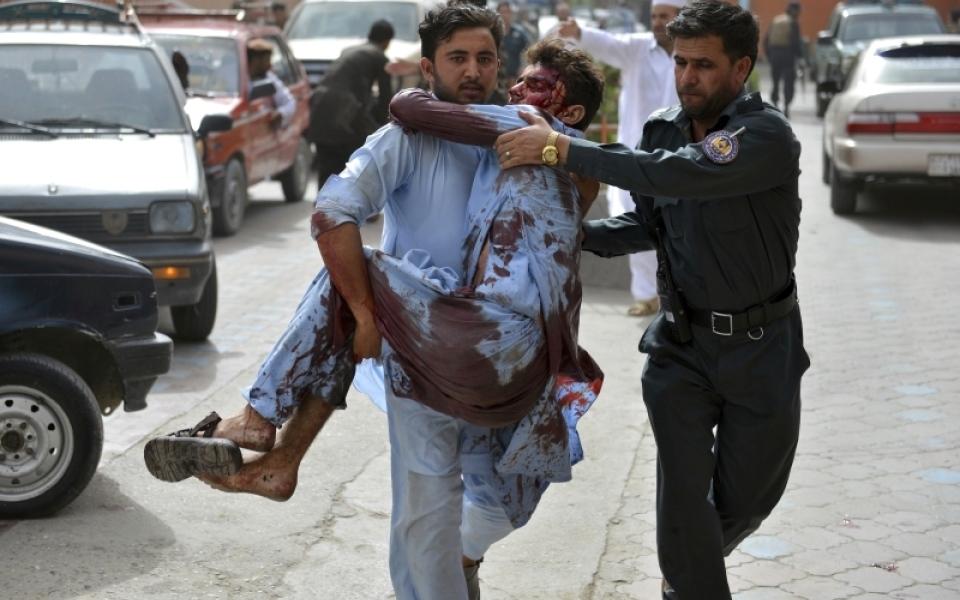 الصورة: الإمارات تثمّن مبادرات الرئيس الأفغاني لدعم الحلول السياسية