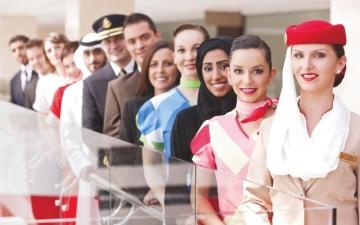 الصورة: 97.26 ملياراً إنفاق «طيران الإمارات» على كوادرها في 10 سنوات