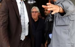 الصورة: خلافات حوثية بشأن عرض غريفيث