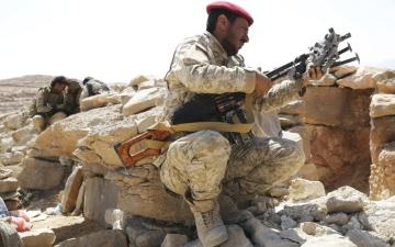 الصورة: تحرير مواقع عسكرية يمهّد كسر حصار تعز