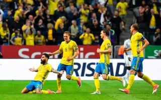 الصورة: تعرف على سيرة المنتخب السويدي