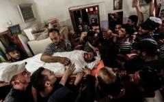 الصورة: شهيد في غزة وحرائق في المستوطنات المحيطة