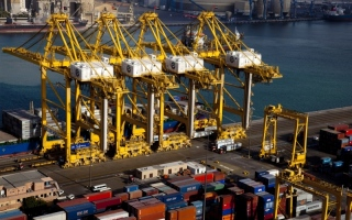 الصورة: موانئ دبي العالمية - أستراليا تطرح  للبيع حصة قيمتها 2 مليار دولار