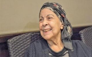 الصورة: وفاة الفنانة المصرية آمال فريد بعد صراع مع المرض