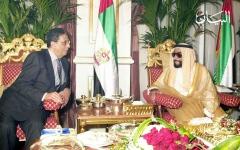 الصورة: زايد بن سلطان.. دبلوماسية الحكمة والتسامح