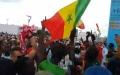 الصورة: كرنفال الجماهير السنغالية