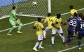 الصورة: ملخص مباراة كولومبيا واليابان