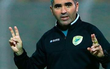 الصورة: التونسي القادري مدرباً لفريق الإمارات