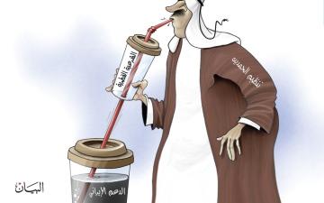 الصورة: تنظيم الحمدين.. الدعم الإيراني