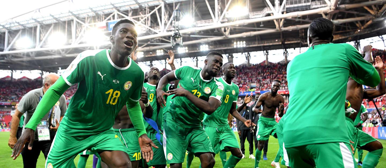 تفاصيل أول فوز إفريقي في مونديال روسيا