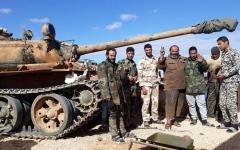 الصورة: الجيش الليبي: تحرير درنة خلال 48 ساعة