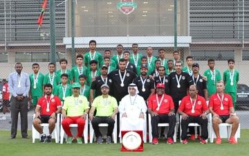 الصورة: شباب الأهلي دبي يستعد للموسم الجديد