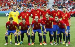الصورة: سيرة وتاريخ المنتخب الإسباني