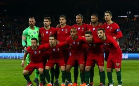 الصورة: تعرف على سيرة المنتخب البرتغالي