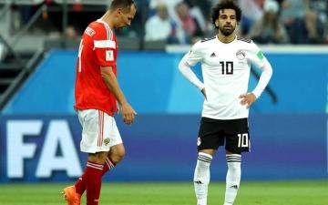 الصورة: بلاغ للنائب العام بسبب هزيمة مصر أمام روسيا