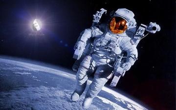 الصورة: روسيا تحذر أميركا من مغبة محاولات السيطرة على الفضاء