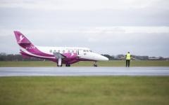 الصورة: إطلاق أول طيران   «حلال» من بريطانيا