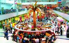 الصورة: دبي نقطة عبور مُفضلة للبريطانيين