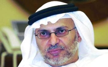 الصورة: الإمارات: موقف قطر أصبح مرآة لعدوان الحوثي وإيران