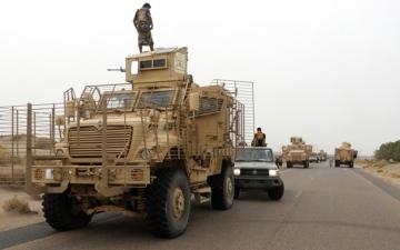الصورة: القوات المسلحة الإماراتية قائدة الإنجازات والانتصارات في معركة الحديدة