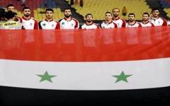 الصورة: منتخب سوريا يستعد للآسيوية في أوروبا