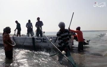 """الصورة: الصورة: قصص الصيد بالإمارات سلسلة شيقة بمضمون ثري عن """"رزق"""" البحر"""