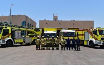 الصورة: لا حرائق خلال عطلة العيد في أبوظبي