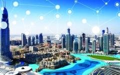 الصورة: دبي وأبوظبي تتصدران المنطقة على مؤشر المدن الذكية