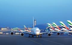 الصورة: 220 ملياراً فاتورة وقود طيران الإمارات في 10 سنوات