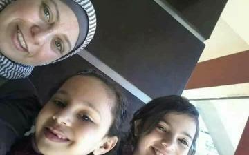 الصورة: مأساة.. أسرة مصرية قتلت شنقاً خلال مباراة روسيا