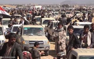 التحالف الحوثيون وراء تدهور الوضع الإنساني في اليمن