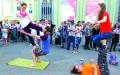 الصورة: الجمباز الروسي يبهر زوار المونديال